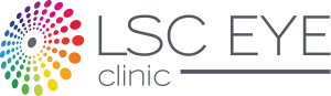 LSC Eye Clinic logo