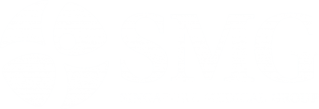 Singapore Medical Group (SMG) - White Logo
