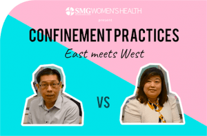 Confinement Practices: East meets West