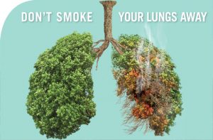 Don't Smoke Your Lungs Away