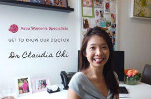 Dr Claudia Chi